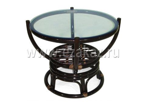 03-5005 Столик журнальный со стеклом