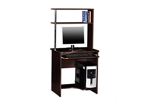 Стол компьютерный Фортуна 25 Венге