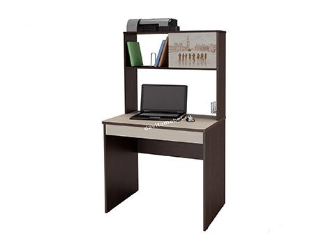 Стол компьютерный Орион 5.10 Венге-Кобург