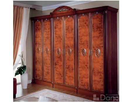 Шкаф 6-и дверный АТЛАНТА