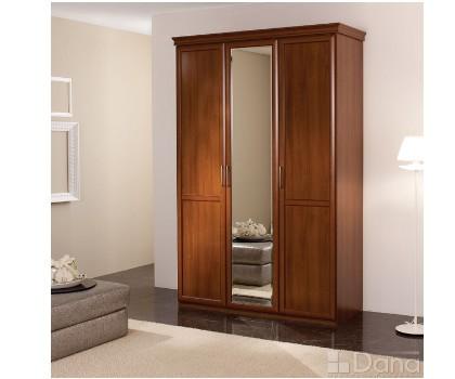ШКАФ А3108 3-х дверный + 1 зеркало