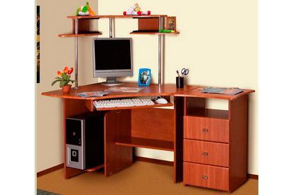 Стол компьютерный № 8