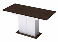 Стол обеденный раздвижной на опоре Image 0
