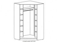 Угловой шкаф Image 1